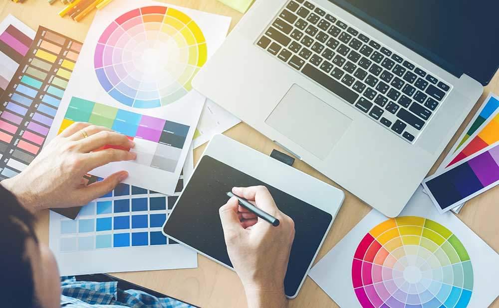 Progetti grafici e cura dell'immagine aziendale a Milano